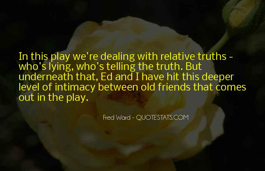 Fred Ward Quotes #1569770