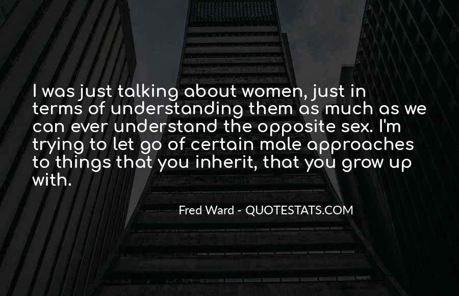 Fred Ward Quotes #519455