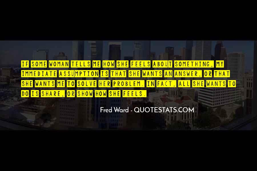 Fred Ward Quotes #613414