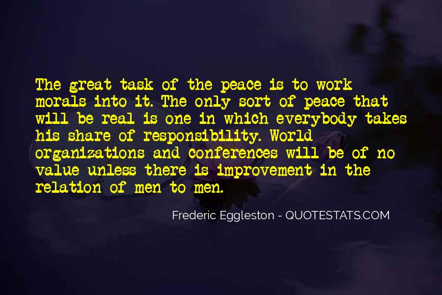 Frederic Eggleston Quotes #1689891