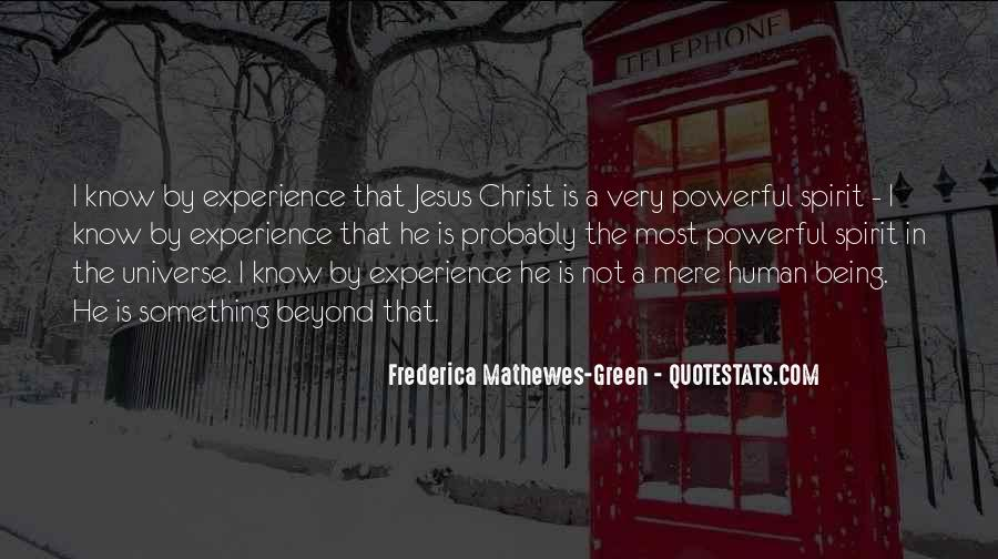 Frederica Mathewes-Green Quotes #1669859