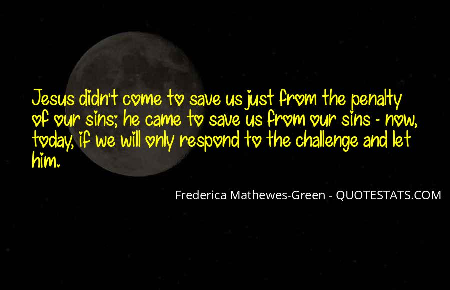 Frederica Mathewes-Green Quotes #1833798