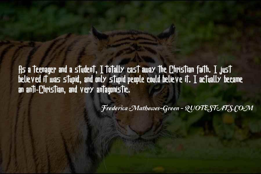 Frederica Mathewes-Green Quotes #221955