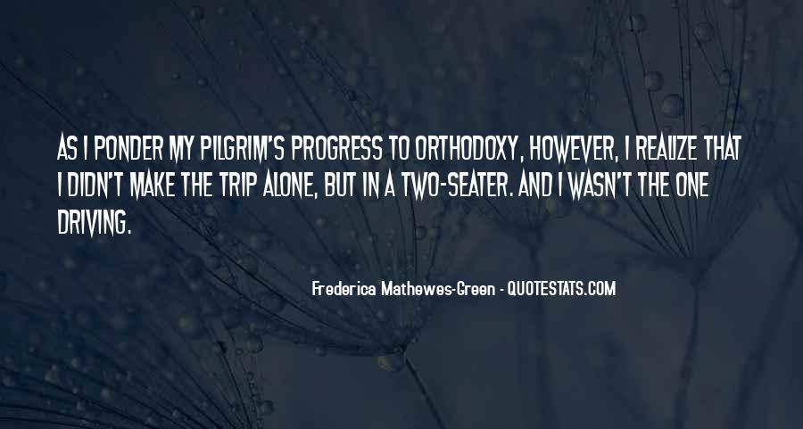 Frederica Mathewes-Green Quotes #320847