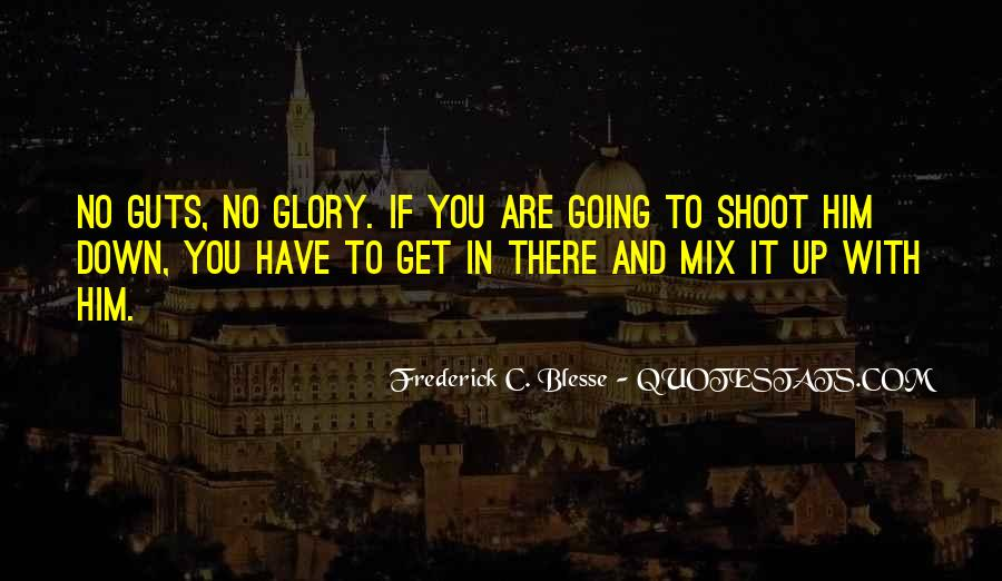 Frederick C. Blesse Quotes #1427312