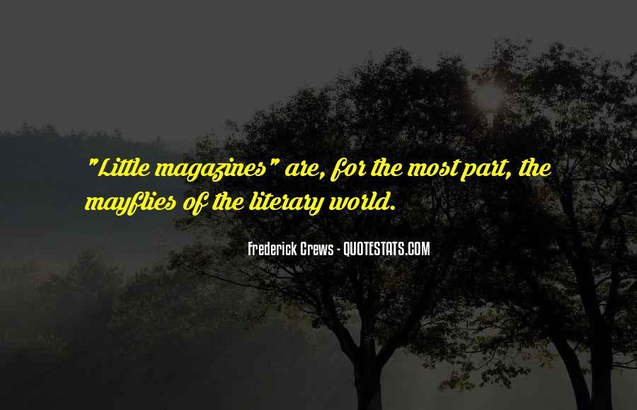 Frederick Crews Quotes #751564