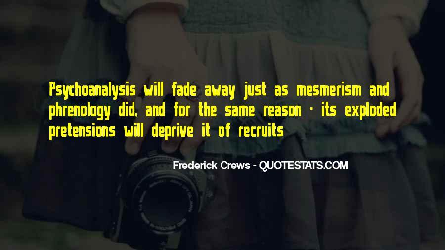 Frederick Crews Quotes #882024