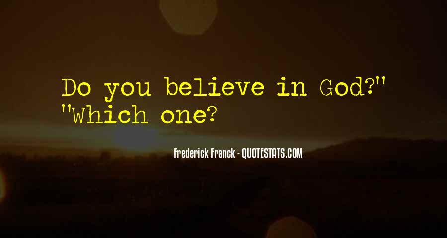 Frederick Franck Quotes #1015912