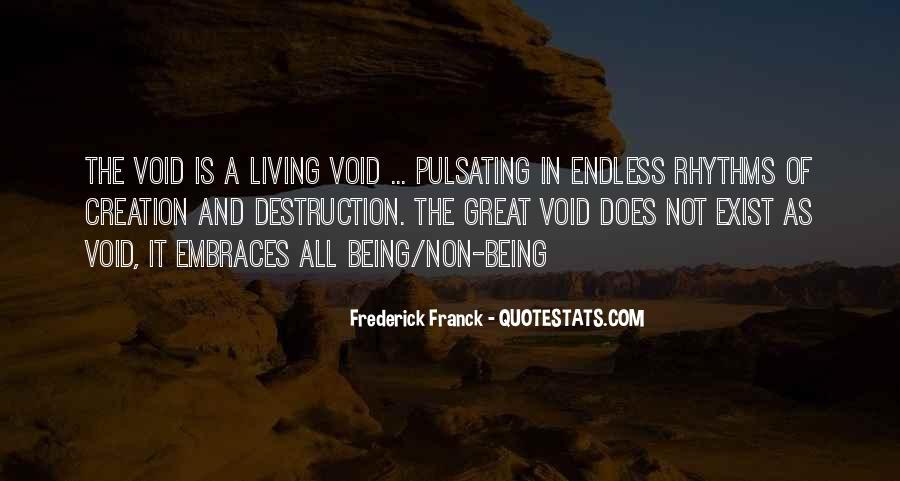 Frederick Franck Quotes #1155007