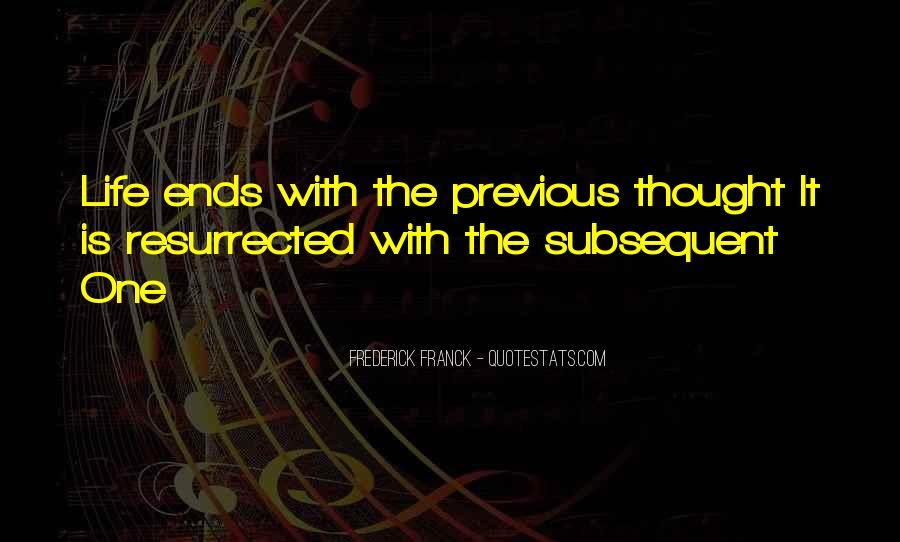 Frederick Franck Quotes #1320234