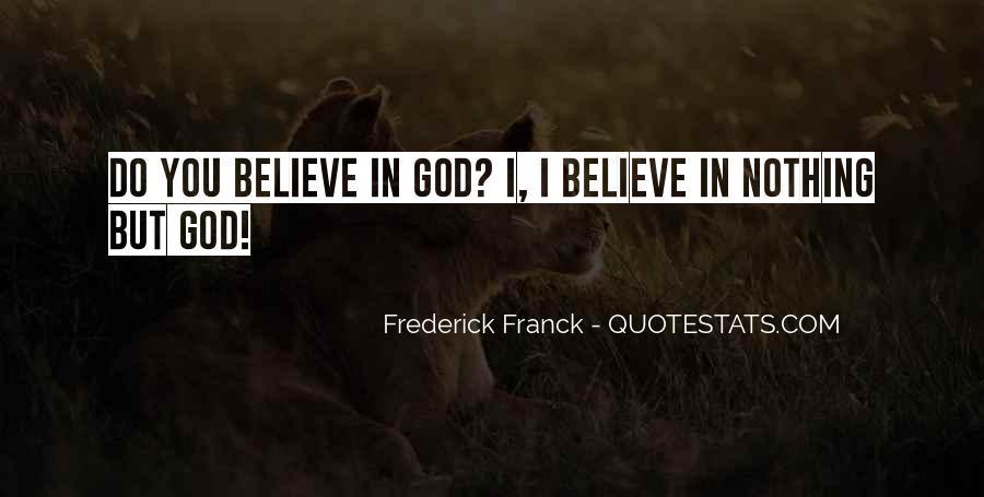 Frederick Franck Quotes #1323367