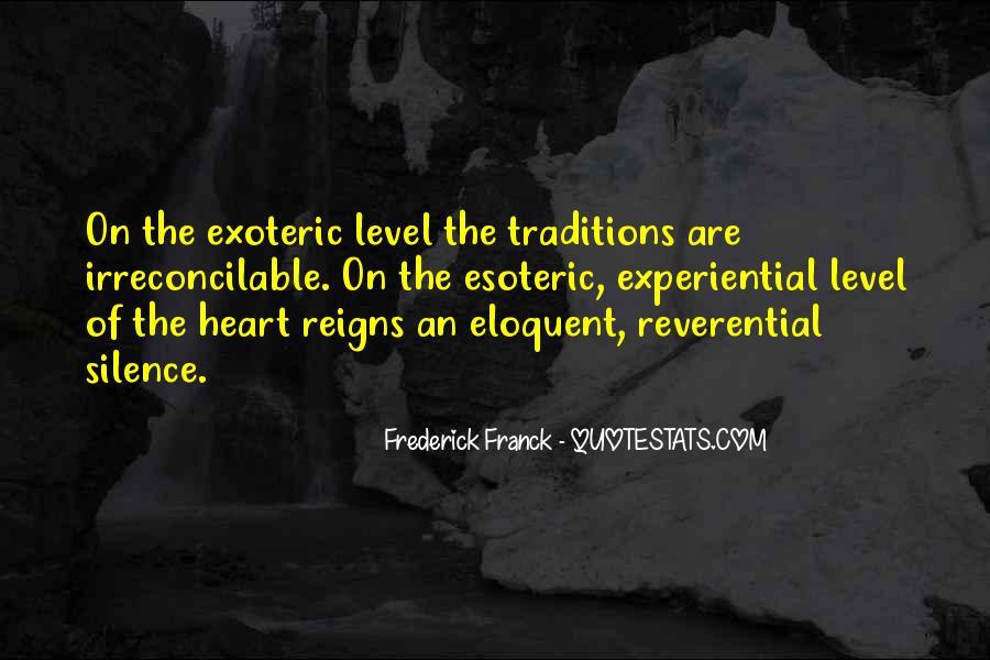 Frederick Franck Quotes #1743886