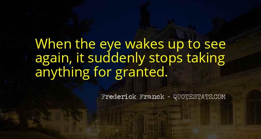 Frederick Franck Quotes #1788402