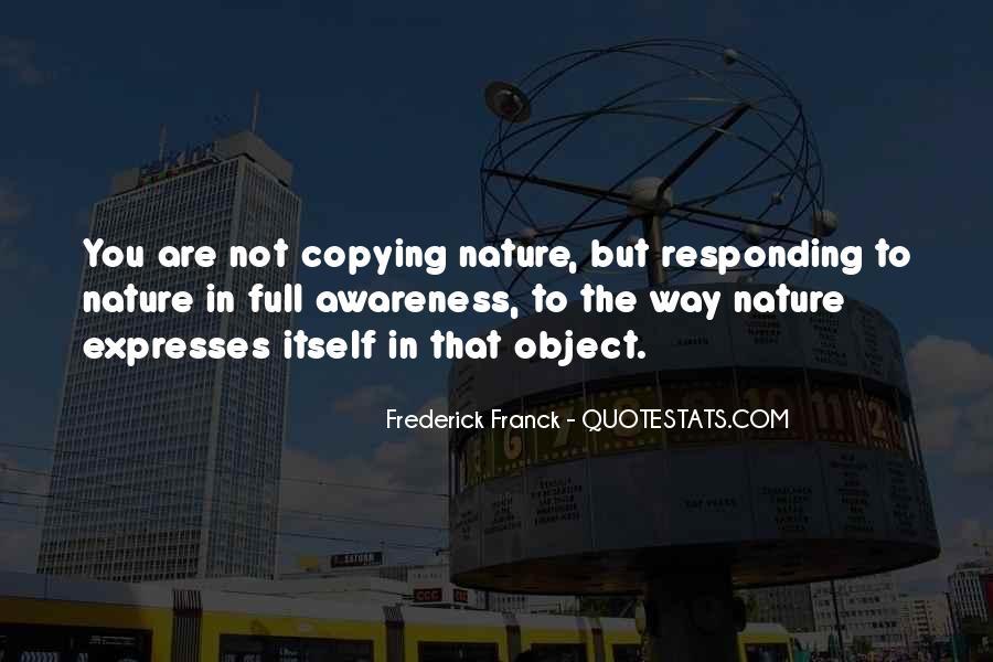 Frederick Franck Quotes #1813199