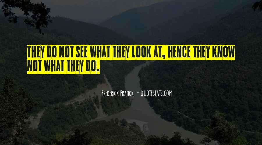 Frederick Franck Quotes #352690