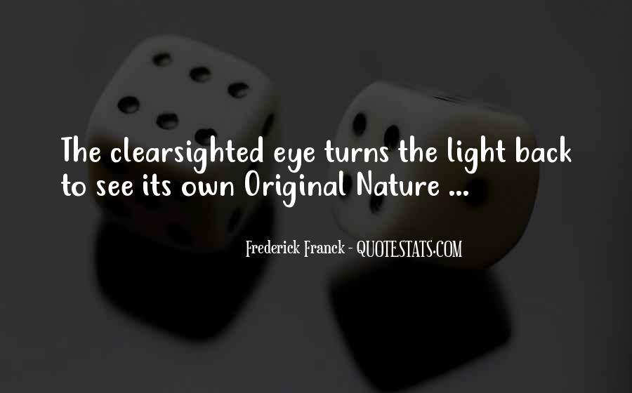 Frederick Franck Quotes #576135