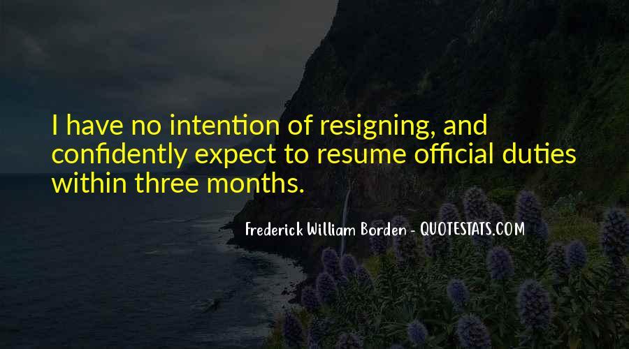 Frederick William Borden Quotes #1521957