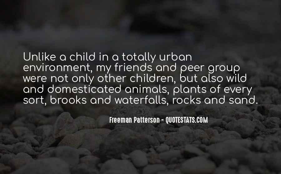 Freeman Patterson Quotes #837101
