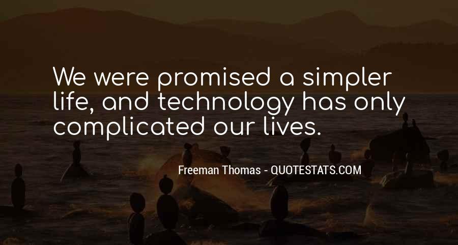 Freeman Thomas Quotes #988860