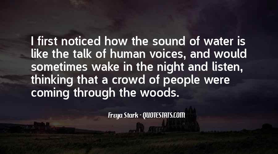 Freya Stark Quotes #1005087