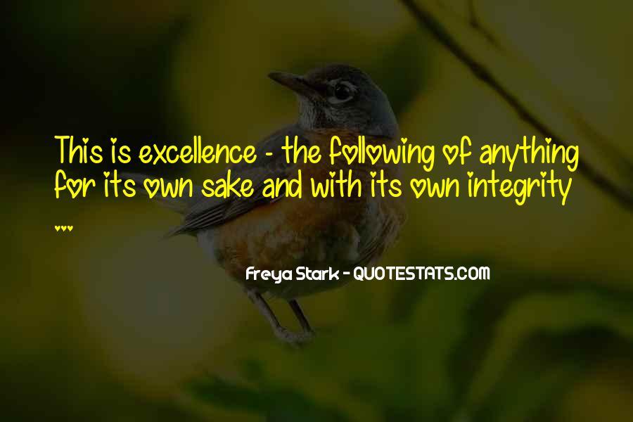 Freya Stark Quotes #1011550