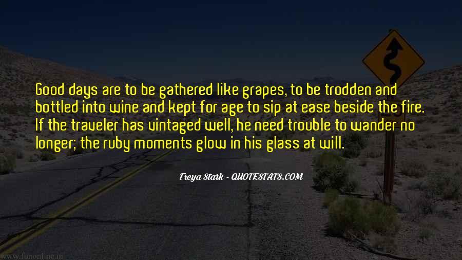 Freya Stark Quotes #1057702