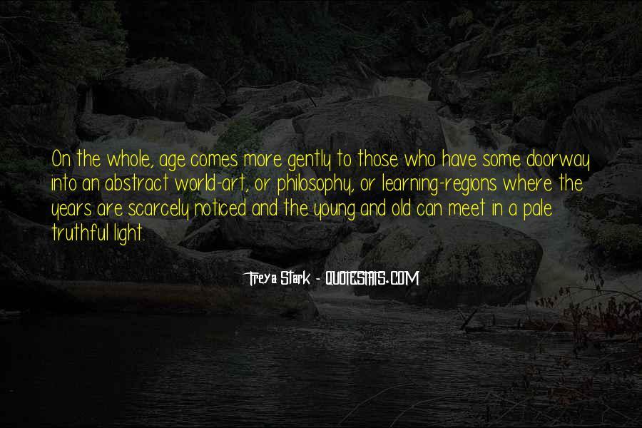 Freya Stark Quotes #1149224
