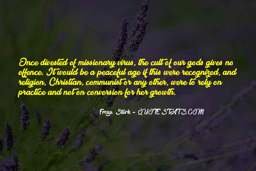 Freya Stark Quotes #1193280