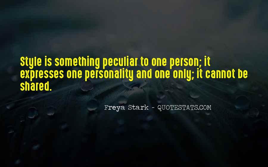 Freya Stark Quotes #1211132