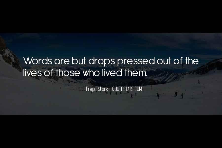 Freya Stark Quotes #1388233