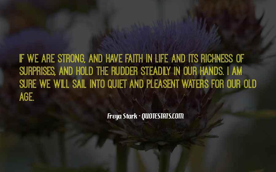 Freya Stark Quotes #1489372