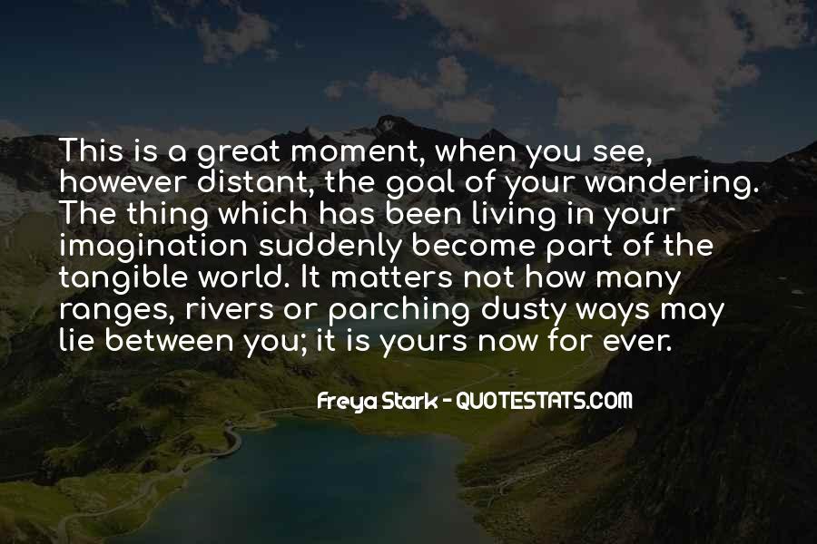 Freya Stark Quotes #1576603
