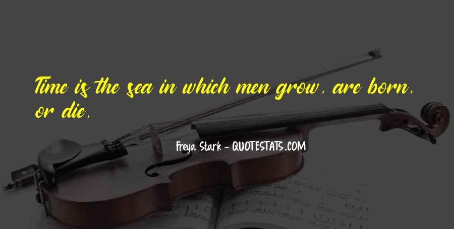 Freya Stark Quotes #15956