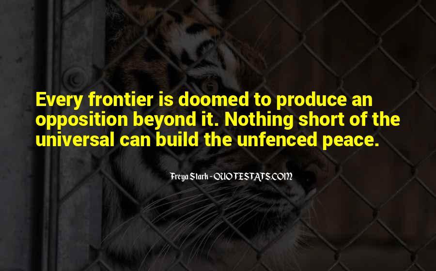 Freya Stark Quotes #1693418