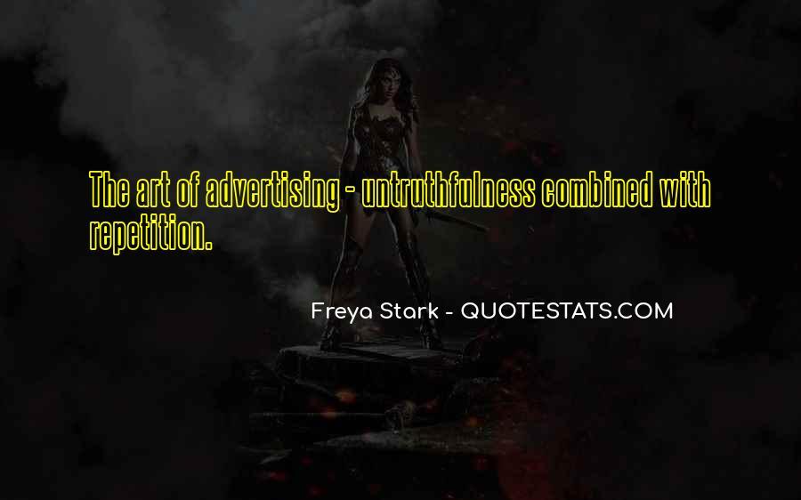 Freya Stark Quotes #1831664
