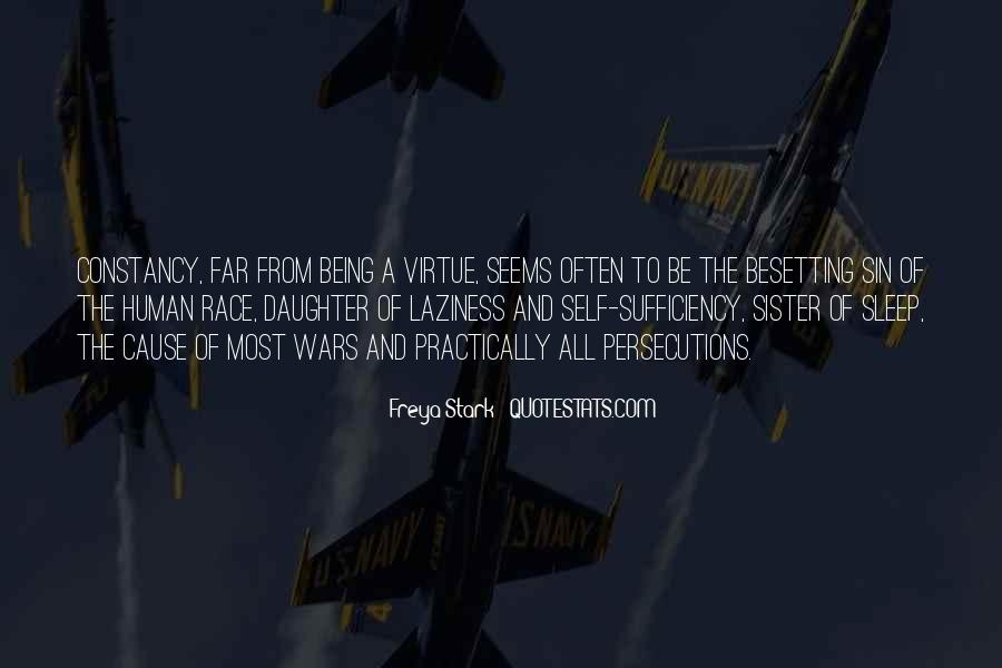 Freya Stark Quotes #183537