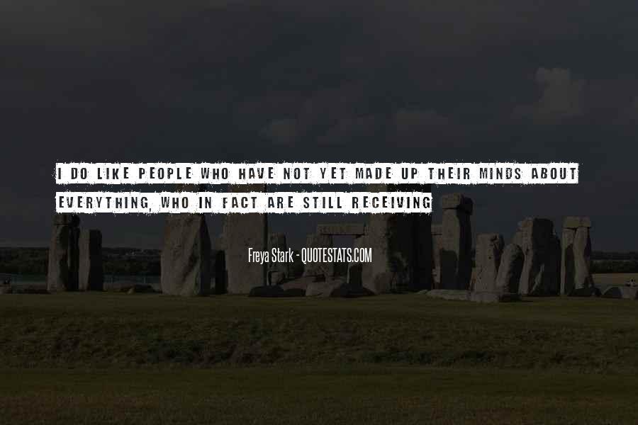 Freya Stark Quotes #255743