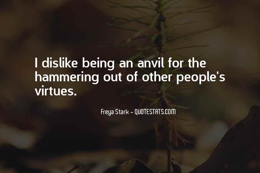 Freya Stark Quotes #26987