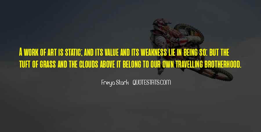 Freya Stark Quotes #272120