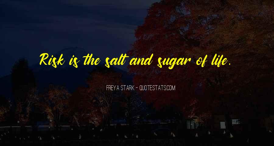 Freya Stark Quotes #277918