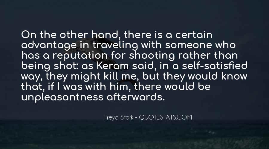 Freya Stark Quotes #3641