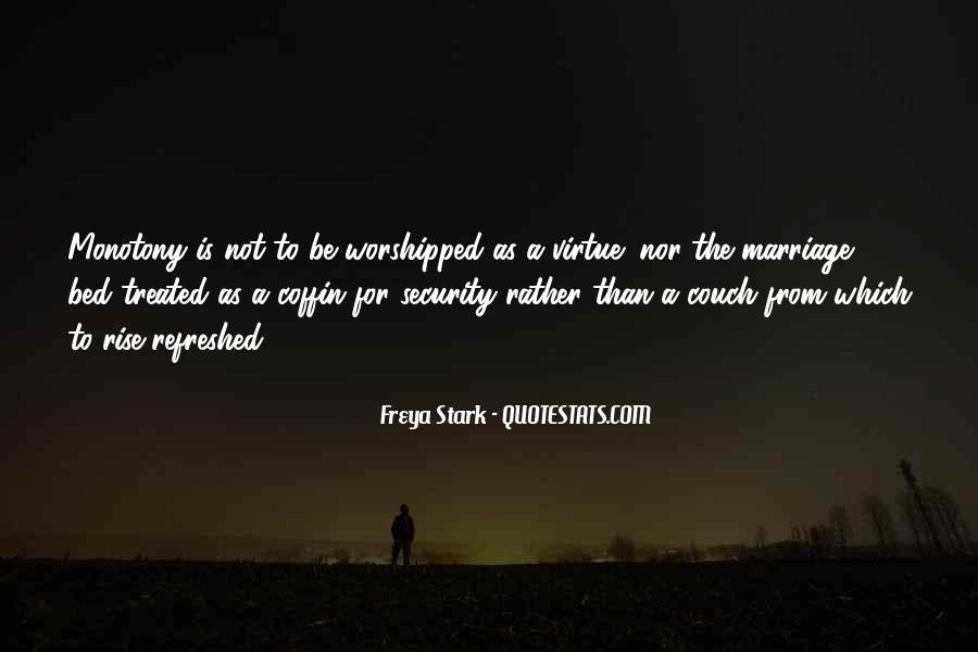 Freya Stark Quotes #476347