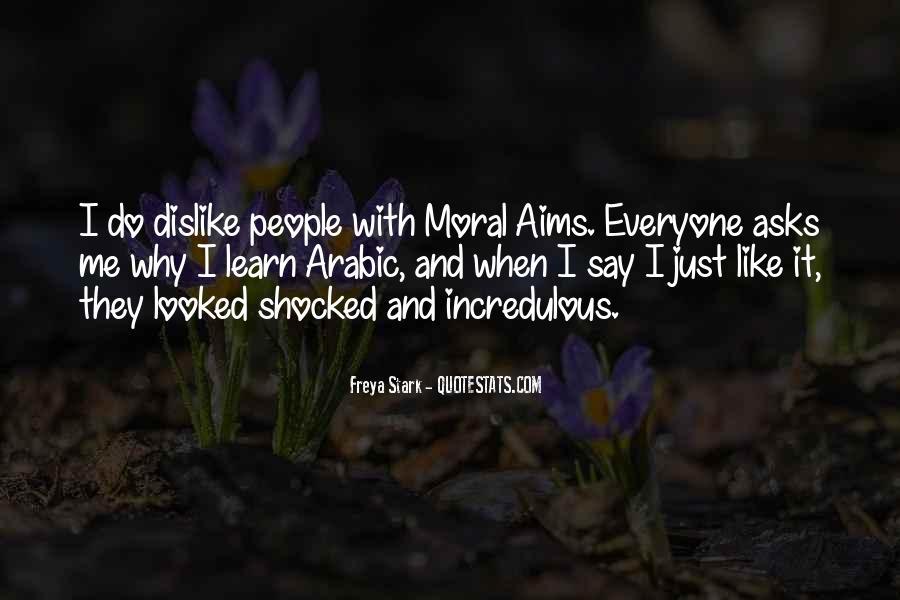 Freya Stark Quotes #552239