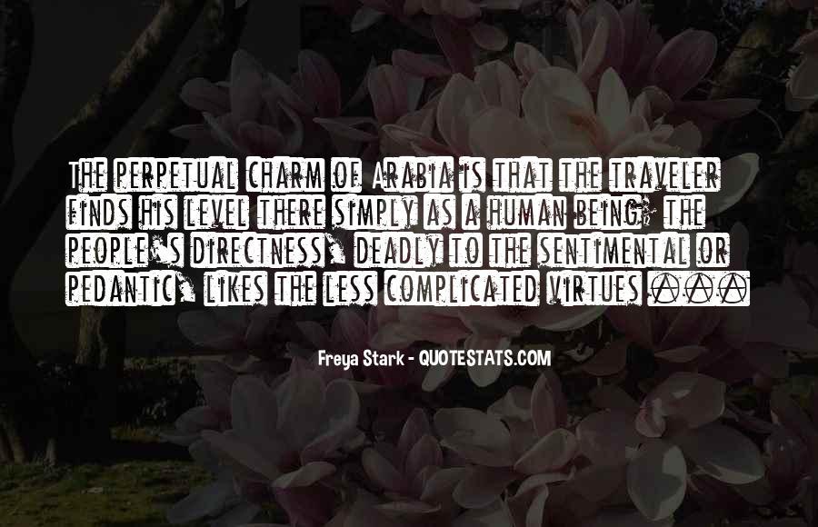 Freya Stark Quotes #595109