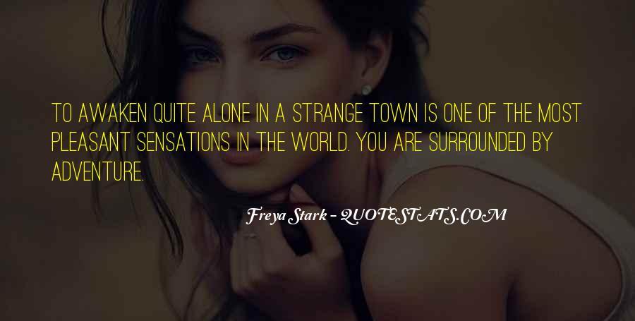 Freya Stark Quotes #60008