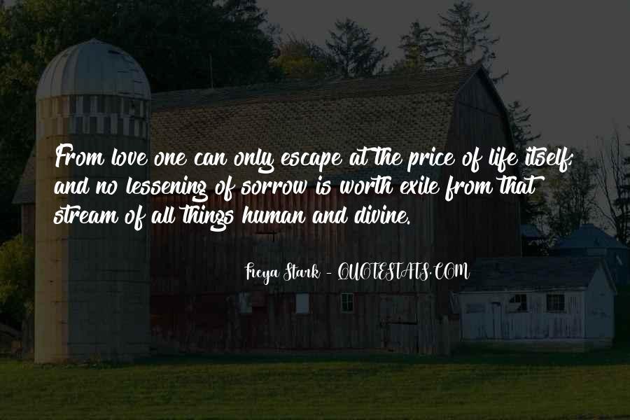 Freya Stark Quotes #617195