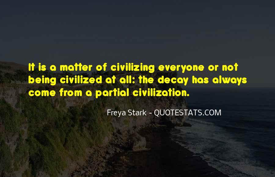 Freya Stark Quotes #630904