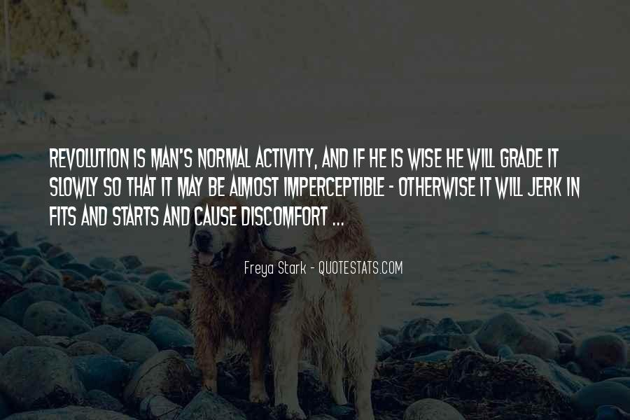 Freya Stark Quotes #707033