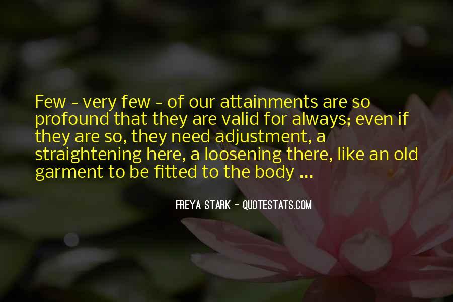 Freya Stark Quotes #718004
