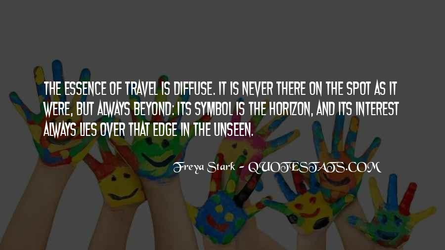 Freya Stark Quotes #98115